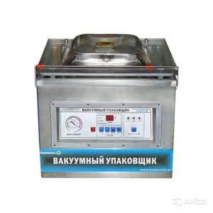 Вакуумный упаковщик DZ-400/2F