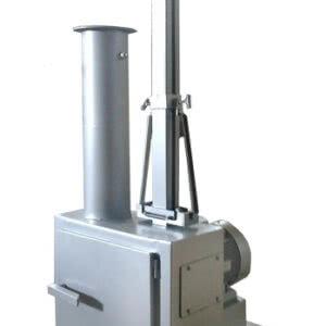 Дымогенератор фрикционный MS100,200