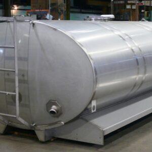Фото 0 - Термо-бочки для транспортировки молока 5000 л.