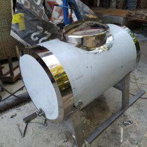 Фото 6 - Термо-бочки для транспортировки молока 1000л.