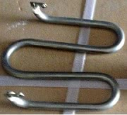 Фото 4 - Нагревательный элемент UWB-1, UWB-2, ZU-1, ZU-2 (комплект верхний и нижний).