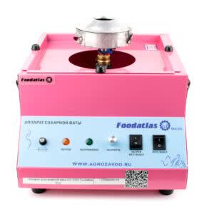 Фото 0 - Аппарат для сахарной ваты CC-3702 Foodatlas Eco.