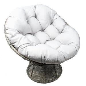 Фото 0 - Садовое кресло E4025 (серый).