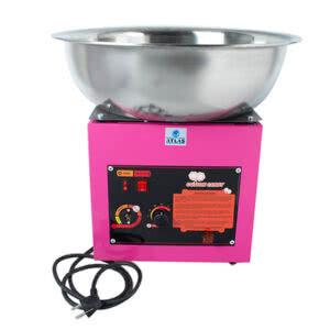 Фото 4 - Аппарат для производства сахарной ваты WY-771 ATLAS.