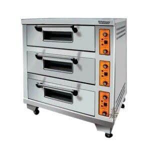 Фото 0 - Печь хлебопекарная электрическая ярусная VH-33 (AR).
