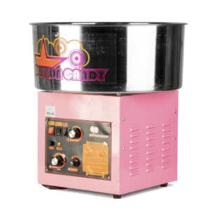 Фото 3 - Аппарат для производства сахарной ваты WY-771 (AR).