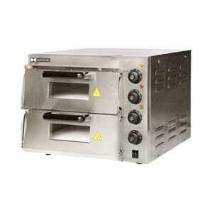 Фото 0 - Печь для пиццы HEP-2ST Foodatlas.