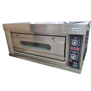 Фото 0 - Печь хлебопекарная электрическая ярусная HEO-12 Foodatlas.