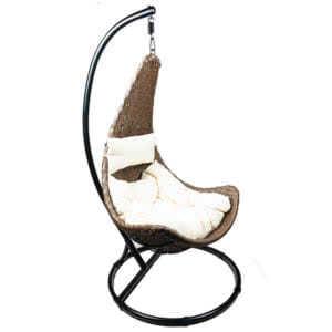 Фото 6 - Кресло кокон подвесное E8021.