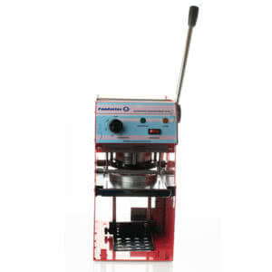 Фото 4 - Запайщик пластиковой тары полуавтомат (стакан d70-90) WY-863  трейсилер Foodatlas.