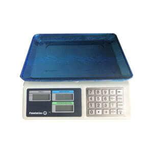 Фото 0 - Торговые весы Foodatlas 40кг/2гр ВТ-982S.