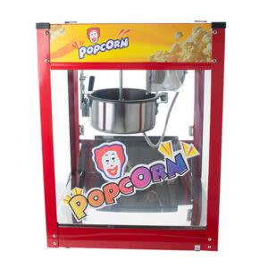 Фото 0 - Аппарат для попкорна JTP6A Foodatlas Eco.