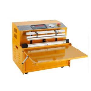 Фото 3 - Вакуумный упаковщик бескамерный DZQ-400TE, (окрашенный корпус) Foodatlas Eco.
