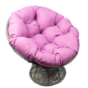 Фото 0 - Садовое кресло E4025 (розовый).