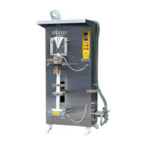 Фото 0 - Автомат фасовочно упаковочный для жидкости SJ-2000 (нерж. корпус, датер) Foodatlas.