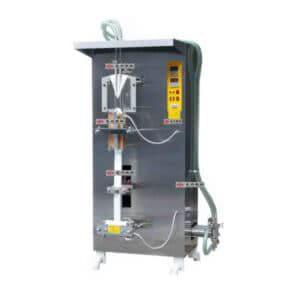 Фото 0 - Автомат фасовочно упаковочный для жидкости SJ-2000 (нерж. корпус) Foodatlas.