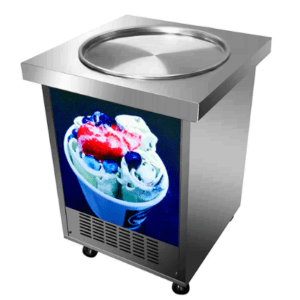 Фото 0 - Фризер для ролл мороженого KCB-1Y Foodatlas.