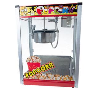 Аппараты и сырье для приготовления попкорна
