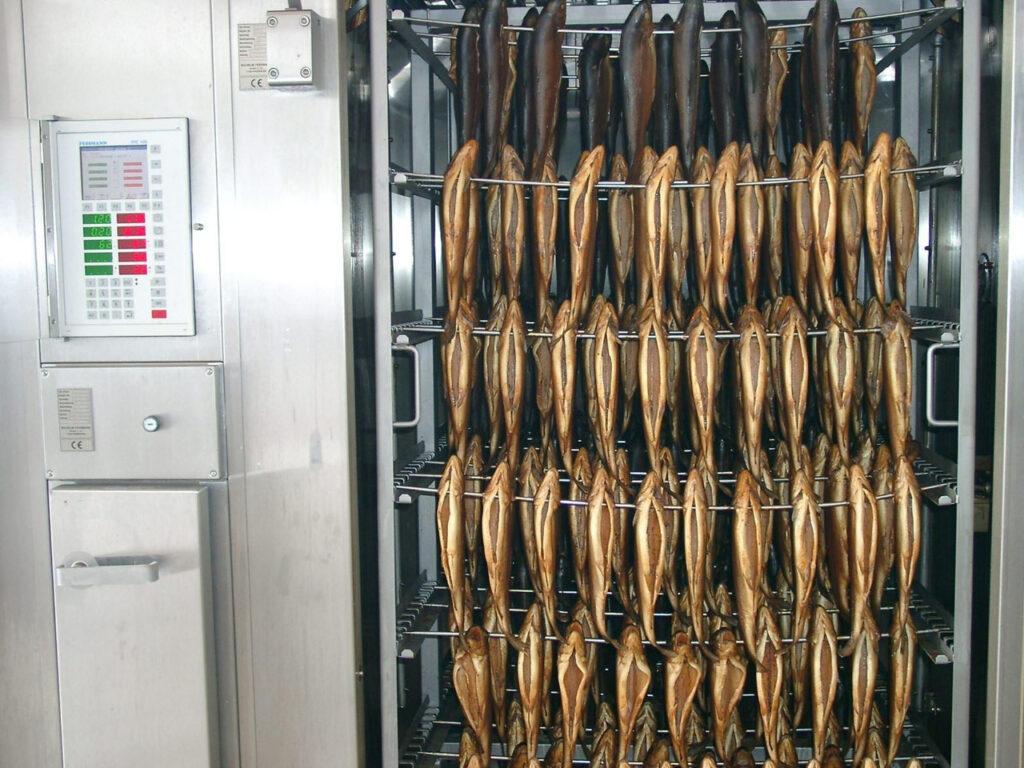 Оборудование для копчения рыбы